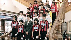 女子も「赤黒」北海道リラ・コンサドーレがユニホーム発表