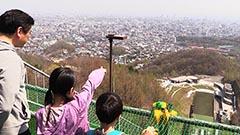 大倉山ジャンプ競技場でスタート地点開放 スリルと絶景楽しむ