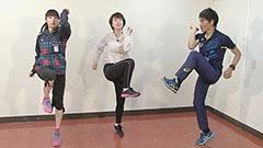 Let'sトライ!北海道マラソン(2) 自宅でできる筋トレ