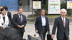 小樽ひき逃げ初公判 遺族ら、被告に憤り「事件と向き合ってない」