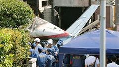機長、許可なく操縦士訓練宣伝 墜落事故で安全委、飛行目的調査