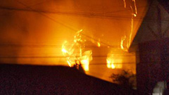 住宅火災、子ども4人死亡 放火容疑で父親逮捕、大分・杵築