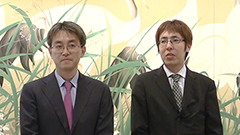 王位戦第3局前に検分 羽生に広瀬が挑戦 釧路