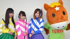 JRA 札幌競馬場で「2015ワールドオールスタージョッキーズ」開催