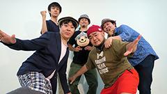 ロックバンド「THE 武田組」 ニューアルバムひっさげワンマンライブ