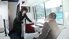 富裕層向けバス1日10万円~ 札幌