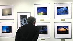 大賞はエゾシカ収めた1枚 写真道展の表彰式