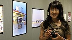 「鉄路と人のくらし」矢野直美さん写真展
