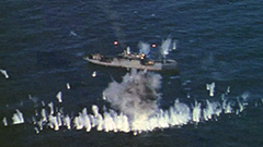 1945年7月米軍の北海道空襲映像