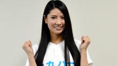 札幌ドームの楽しみ方、倉持明日香さんがPR