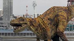 リアルな恐竜が札幌に オーストラリア発のショー