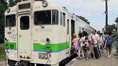 「日本一早い最終列車」先行き不透明 新十津川